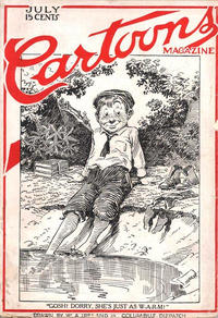 Cover Thumbnail for Cartoons Magazine (H. H. Windsor, 1913 series) #v6#1 [31]