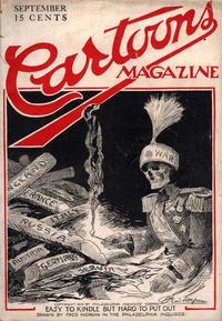 Cover Thumbnail for Cartoons Magazine (H. H. Windsor, 1913 series) #v6#3 [33]