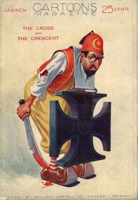 Cover Thumbnail for Cartoons Magazine (H. H. Windsor, 1913 series) #v7#3 [39]
