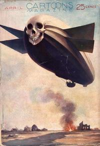 Cover Thumbnail for Cartoons Magazine (H. H. Windsor, 1913 series) #v7#4 [40]