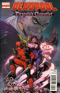 Cover Thumbnail for Deadpool: Dracula's Gauntlet (Marvel, 2014 series) #7
