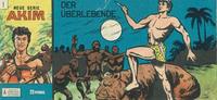 Cover Thumbnail for Akim (Bozzesi Verlag, 1960 series) #1