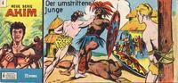 Cover Thumbnail for Akim (Bozzesi Verlag, 1960 series) #4