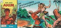 Cover Thumbnail for Akim (Bozzesi Verlag, 1960 series) #8