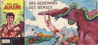 Cover Thumbnail for Akim (Bozzesi Verlag, 1960 series) #10