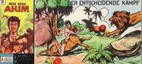 Cover Thumbnail for Akim (Bozzesi Verlag, 1960 series) #18