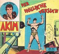 Cover Thumbnail for Akim (Bozzesi Verlag, 1960 series) #26
