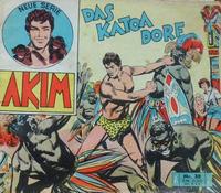 Cover Thumbnail for Akim (Bozzesi Verlag, 1960 series) #30