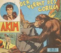 Cover Thumbnail for Akim (Bozzesi Verlag, 1960 series) #35
