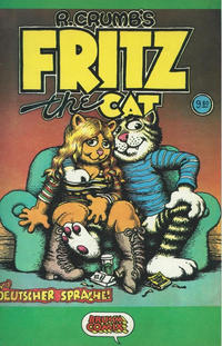 Cover Thumbnail for Fritz the Cat (Melzer, 1972 series)