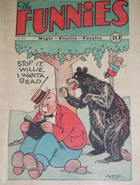 Cover Thumbnail for The Funnies (Dell, 1929 series) #9