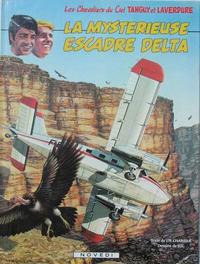 Cover Thumbnail for Tanguy et Laverdure (Novedi, 1981 series) #19 - La mystérieuse escadre Delta