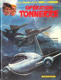 Cover Thumbnail for Tanguy et Laverdure (Novedi, 1981 series) #20 - Opération Tonnerre