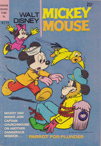 Cover Thumbnail for Walt Disney's Mickey Mouse (W. G. Publications; Wogan Publications, 1956 series) #224