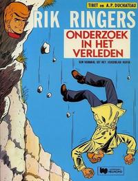 Cover Thumbnail for Rik Ringers (Uitgeverij Helmond, 1973 series) #18 - Onderzoek in het verleden