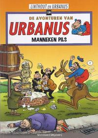 Cover Thumbnail for De avonturen van Urbanus (Standaard Uitgeverij, 1996 series) #109 - Manneken Pils