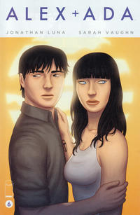 Cover Thumbnail for Alex + Ada (Image, 2013 series) #6