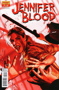 Cover Thumbnail for Jennifer Blood (Dynamite Entertainment, 2011 series) #27