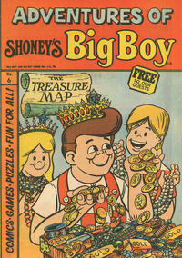 Cover Thumbnail for Adventures of Big Boy (Paragon Products, 1976 series) #6