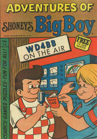 Cover Thumbnail for Adventures of Big Boy (Paragon Products, 1976 series) #19