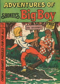 Cover Thumbnail for Adventures of Big Boy (Paragon Products, 1976 series) #72