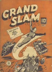 Cover Thumbnail for Grand Slam Comics (Anglo-American Publishing Company Limited, 1941 series) #v3#7 [31]