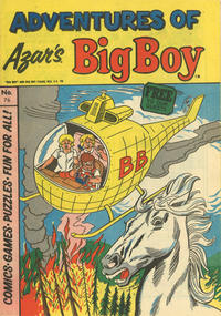 Cover Thumbnail for Adventures of Big Boy (Paragon Products, 1976 series) #76