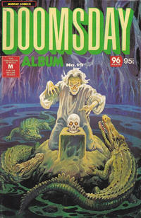 Cover Thumbnail for Doomsday Album (K. G. Murray, 1977 series) #19