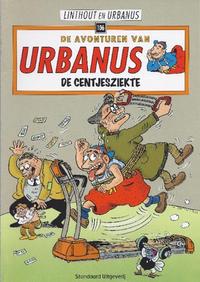 Cover Thumbnail for De avonturen van Urbanus (Standaard Uitgeverij, 1996 series) #106 - De centjesziekte