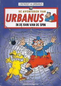 Cover Thumbnail for De avonturen van Urbanus (Standaard Uitgeverij, 1996 series) #108 - In de ban van de spin