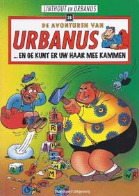 Cover Thumbnail for De avonturen van Urbanus (Standaard Uitgeverij, 1996 series) #28 - ...en ge kunt er uw haar mee kammen