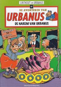 Cover Thumbnail for De avonturen van Urbanus (Standaard Uitgeverij, 1996 series) #47 - De harem van Urbanus