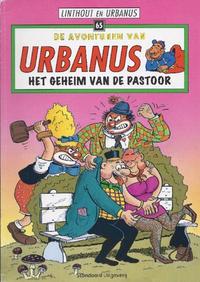 Cover Thumbnail for De avonturen van Urbanus (Standaard Uitgeverij, 1996 series) #65 - Het geheim van de pastoor
