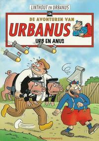 Cover Thumbnail for De avonturen van Urbanus (Standaard Uitgeverij, 1996 series) #126 - Urb en Anus