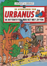 Cover Thumbnail for De avonturen van Urbanus (Standaard Uitgeverij, 1996 series) #2 - De Hittentitten zien het niet zitten