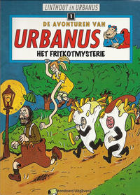 Cover Thumbnail for De avonturen van Urbanus (Standaard Uitgeverij, 1996 series) #1 - Het fritkotmysterie