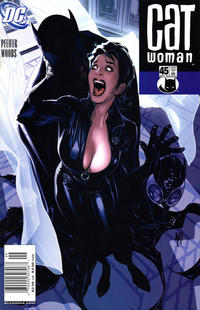 Cover Thumbnail for Catwoman (DC, 2002 series) #45 [Newsstand]
