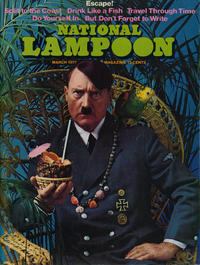 Cover Thumbnail for National Lampoon Magazine (21st Century / Heavy Metal / National Lampoon, 1970 series) #v1#24