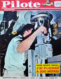 Cover Thumbnail for Pilote (Dargaud, 1960 series) #221
