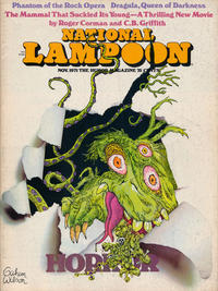 Cover Thumbnail for National Lampoon Magazine (National Lampoon, Inc., 1970 series) #v1#20