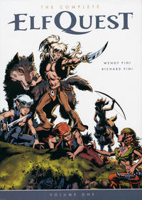 Cover Thumbnail for The Complete ElfQuest (Dark Horse, 2014 series) #1