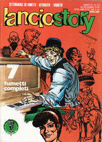 Cover Thumbnail for Lanciostory (Eura Editoriale, 1975 series) #v4#50