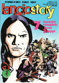 Cover Thumbnail for Lanciostory (Eura Editoriale, 1975 series) #v4#21
