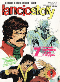 Cover Thumbnail for Lanciostory (Eura Editoriale, 1975 series) #v4#28