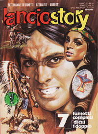 Cover Thumbnail for Lanciostory (Eura Editoriale, 1975 series) #v4#10