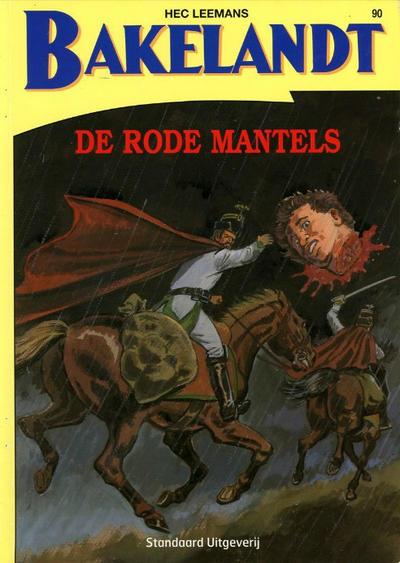 Cover for Bakelandt (Standaard Uitgeverij, 1993 series) #90
