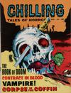 Cover for Chilling Tales of Horror (Stanley Morse, 1969 series) #v1#2