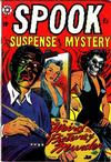 Cover for Spook (Star Publications, 1953 series) #23