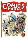 Cover for Comics on Parade (United Feature, 1938 series) #3
