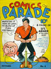 Cover for Comics on Parade (United Feature, 1938 series) #8